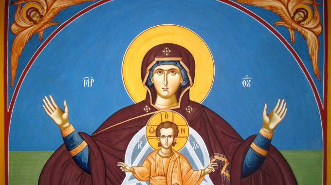 8 Septembrie – Nasterea Maicii Domnului