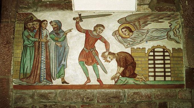 POST ASPRU – Taierea Capului Sfantului Ioan Botezatorul